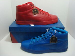 tyga reebok classic t raww shoes blue all sizes last