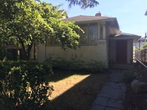 3 bedroom house close to UA/hospital/ Whyte Ave area $1,650.00