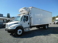 2008 Freightliner Refridgerated Truck LOW Reefer Hours