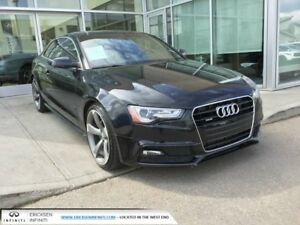 2014 Audi A5 TECHNIK/ALL WHEEL DRIVE/NAVIGATION/HEATED SEATS/BA