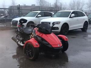 2010 Can Am Spyder Rs **sm5**