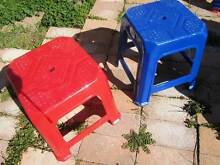 FOR SALE 2 Plastic stools Banks Tuggeranong Preview