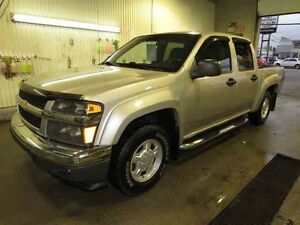 2007 CHEVROLET COLORADO 2WD CREW CAB LT