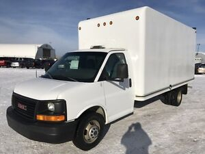 2005 GMC Savana Cube Van- Pressure Washing truck!  16 ft. length