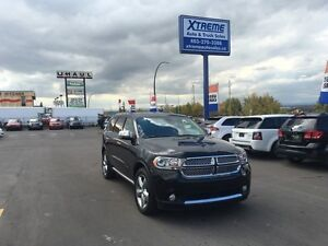 2012 Dodge Durango Citadel 4dr All-wheel Drive