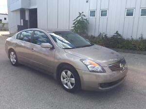 2007 NISSAN ALTIMA 2.5S AUTOMATIC