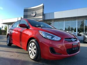 2017 Hyundai Accent GLS AUTO POWER GROUP A/C ONLY 49KM