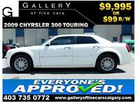 2009 Chrysler 300 TOURING $99 bi-weekly APPLY TODAY DRIVE TODAY