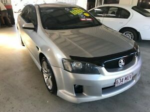 2007 Holden Commodore VE SV6 Silver 4 Speed Automatic Sedan Bungalow Cairns City Preview