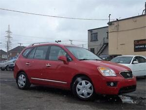 KIA RONDA EX 2012/AUTO/AC/DEMARREUR/BLUETOOTH/GROUP ELECT/AUX!!!
