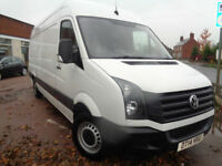 Volkswagen Crafter 2.0TDi CR35 LWB 1 registered keeper F/S/H PX SWAP