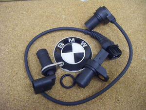 New BMW Intake & Exhaust Camshaft Sensor w/ Crankshaft Sensor