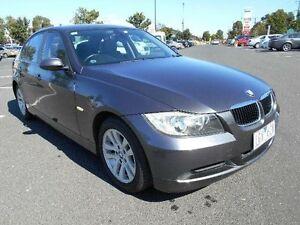 2005 BMW 320i E90 Executive Grey 6 Speed Steptronic Sedan Maidstone Maribyrnong Area Preview