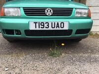 Volkswagen Polo Estate, 2 previous owners, mot. VGC for year