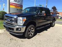2011 Ford Super Duty F-250 Lariat Crew Cab