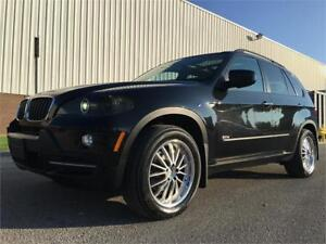 2007 BMW X5 3.0si - Black on Cashmere - Sky View S Roof