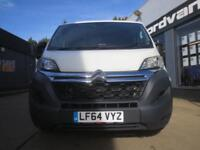 2014 Citroen Relay 30 Enterprise 2.2HDi L1H1*A/C*CRUISE*BLUETOOTH* Diesel white