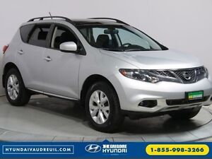 2014 Nissan Murano SV AWD Toit-Ouvrant Bluetooth Camera AUX/MP3