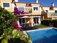 Lisbon Coast Luxury Golf Holiday Home 4 Bedroom Portugal House