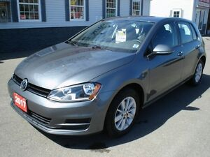 2017 Volkswagen Golf 1
