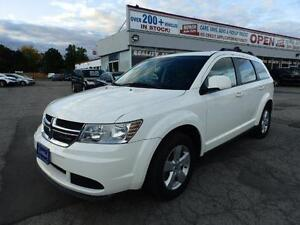 2014 Dodge Journey SE 7 PASSENGER NO ACCIDENTS ONTARIO VEHICLE