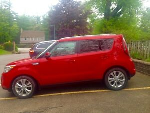 2015 Kia Soul EX PLUS Hatchback