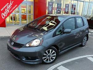 2013 Honda Fit Sport | One Tax