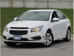 2016 Chevrolet Cruze Limited Sunroof|Pioneer Speakers||Remote St