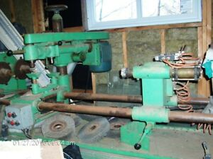 DUPLICATING  LATHE  FOR  SALE
