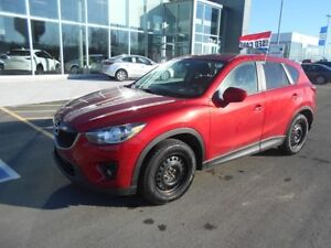 2014 Mazda CX-5 GS **1 owner*Winter tires/alloy wheels**