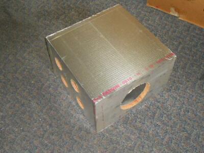 Dayton Audio CSPB65 UL Plenum Ceiling Speaker Bracket with Metal Enclosure 2 Sets