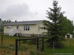 ACREAGE FOR SALE IN INNISFAIL: 28239 TWP RD 350