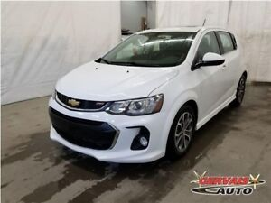 Chevrolet Sonic LT RS Toit Ouvrant MAGS 2017