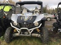 SPRING FEVER! 2017 YAMAHA WOLVERINE R-SPEC EPS SE! BRAND NEW! Timmins Ontario Preview