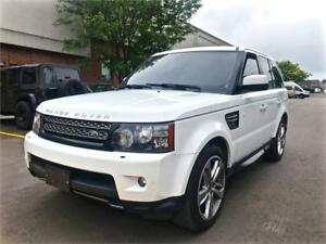 2013 Land Rover Range Rover Sport SC, NAVIGATION, NO ACCIDENT