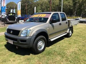 2004 Holden Rodeo RA LX Gold 4 Speed Automatic Clontarf Redcliffe Area Preview