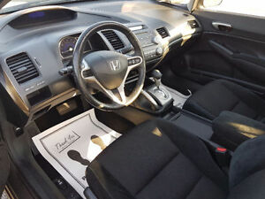 2009 Honda Civic Sedan LXS Certified 2 YEARS WARRANTY Included London Ontario image 2