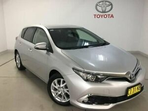 2016 Toyota Corolla ZRE182R Ascent Sport S-CVT Silver 7 Speed Constant Variable Hatchback West Ryde Ryde Area Preview