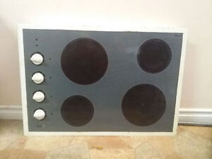 Stove - Cooking Range - Glass Top