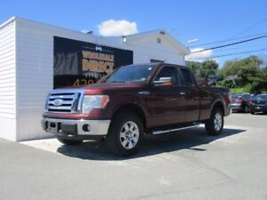 2009 Ford F-150 TRUCK XLT 4WD 5 PASSENGER EXTENDED CAB 4.6 L