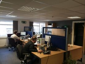 Desk space to LET with 1 month FREE offer