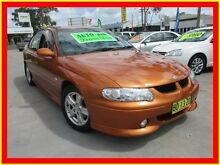 2000 Holden Commodore VX S Orange 4 Speed Automatic Sedan North Parramatta Parramatta Area Preview