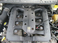 2002 Chrysler intrepid and concorde parts ,motor 3.5L ,trans.