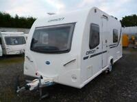 Bailey Orion 490-4 Alu-Tech 2012, Full Isabella Awning & Powrtouch Motor Mover