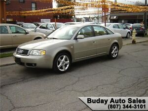 2003 AUDI A 6 QUATTRO 2.7 TWIN TURBO AWD.