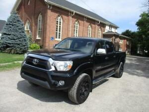 2014 Toyota Tacoma LIMITED+NAV+LEATHER+BACKUP CAM