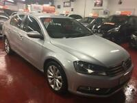 2013 (63) VOLKSWAGEN PASSAT 2.0 HIGHLINE TDI BLUEMOTION TECHNOLOGY 4DR Manual