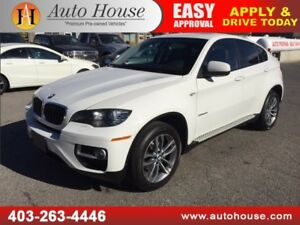 2013 BMW X6 35I RARE 5 PASSENGER NAVIGATION BACKUP CAMERA