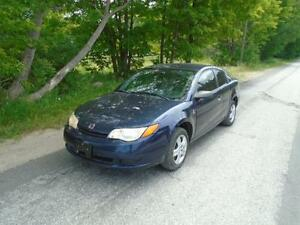 2007 Saturn Ion - Certified and E-tested