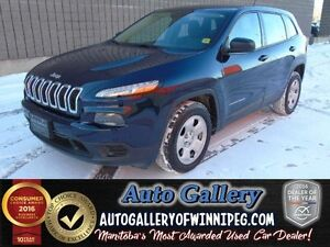2014 Jeep Cherokee Sport *Bluetooth